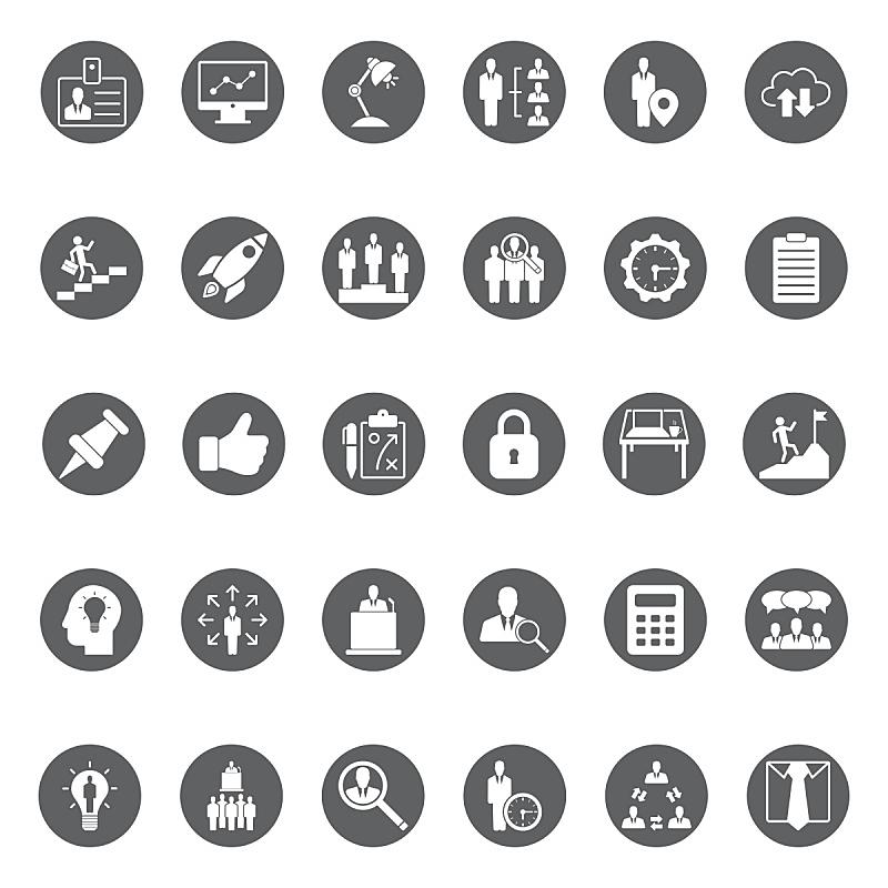 商务,图标集,领导能力,绘画插图,税,经理,税表,技术,计算机,公司企业