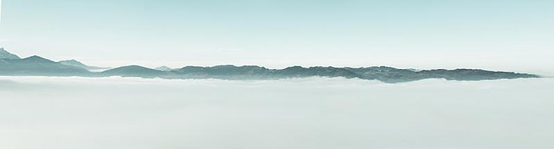 云,瑞士阿尔卑斯山,全景,在上面,寒冷,云景,背景,岩石,户外,天空