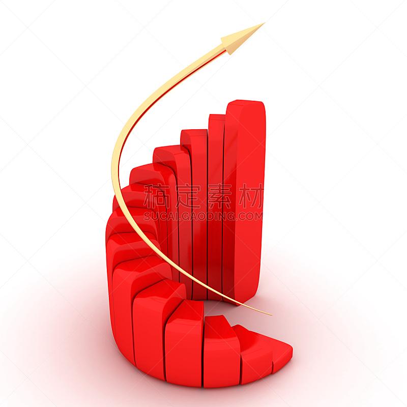 领导能力,白色背景,概念,绘画插图,组物体,箭头符号,市场营销,白色,技术,图表