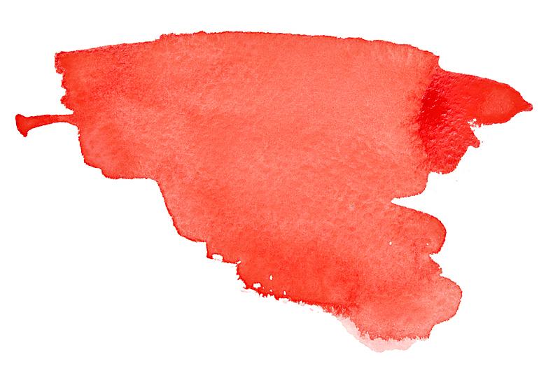 红色,笔触,式样,水平画幅,形状,无人,抽象,涂料,创造力,染料