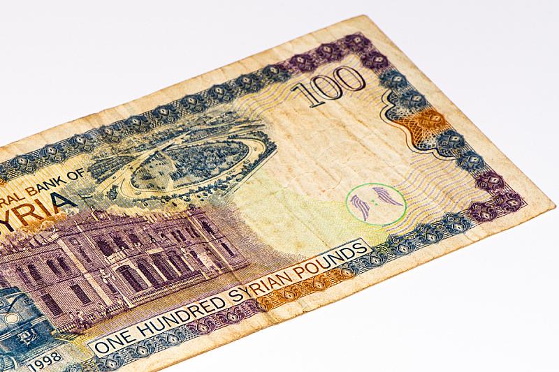 亚洲,银行,商务,无人,符号,大马士革,叙利亚,商业金融和工业,经济,帐单