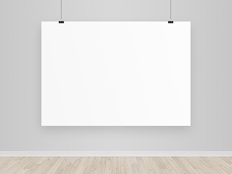 空白的,留白,水平画幅,墙,砖墙,古老的,想法,知识,空的