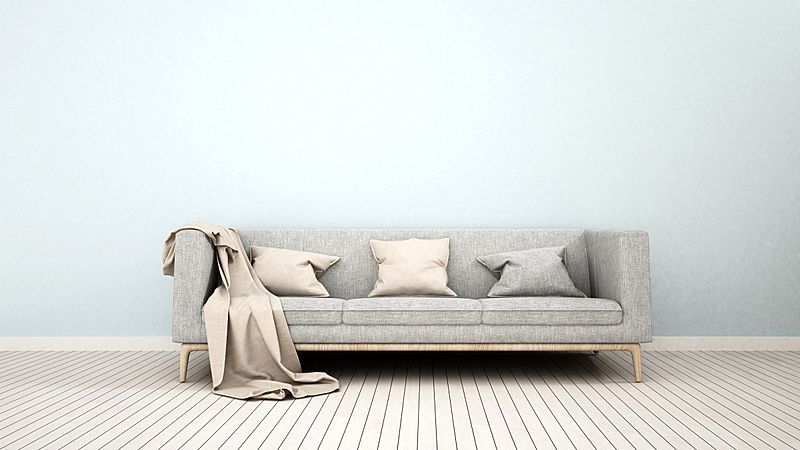 沙发,三维图形,起居室,艺术品,浅蓝色,披肩,豪华酒店,卧室,硬木地板,咖啡店
