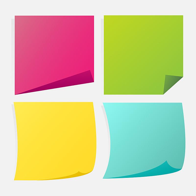 文档,床单,音符,个性,办公室,留白,消息,无人,绘画插图,标签