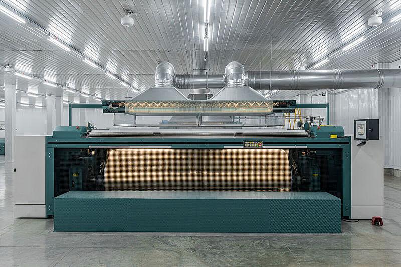 纺织品,羊毛,食品加工厂,商店,水平画幅,纺织厂,整体情况,巨大的,纤维,制造机器
