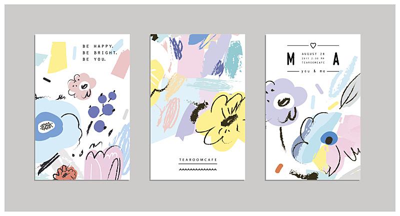 贺卡,创造力,全球通讯,彩色蜡笔,稀缺,蜡笔画,笔触,请柬,水彩画颜料,背景分离