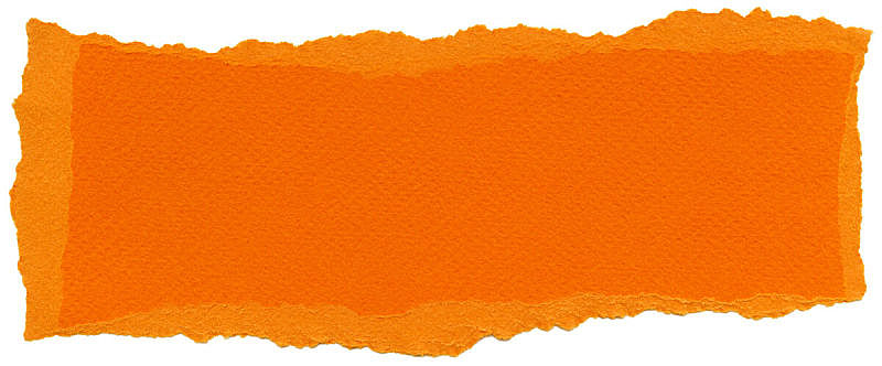 纹理效果,纤维,橙色,纸,分离着色,留白,水平画幅,无人,纸板,在边上