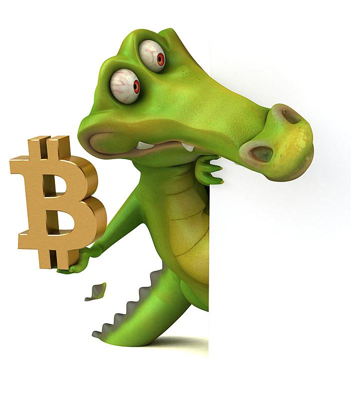 绘画插图,鳄鱼,垂直画幅,链,银行,金融,钱包,银行业,比特币,金融和经济