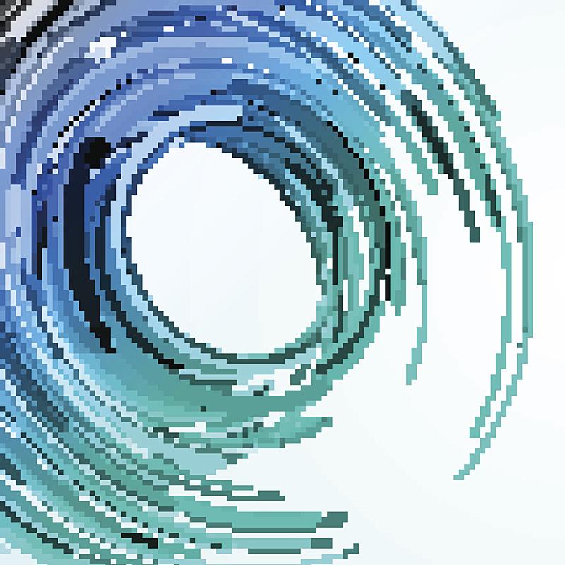 未来,绘画插图,抽象,艺术,无人,几何形状,想法,彩色图片,矢量