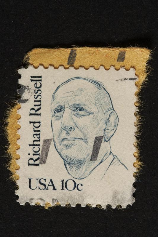邮票,理查德三世,诗人,人,古老的,垂直画幅,邮戳,图像,美国,侧面像