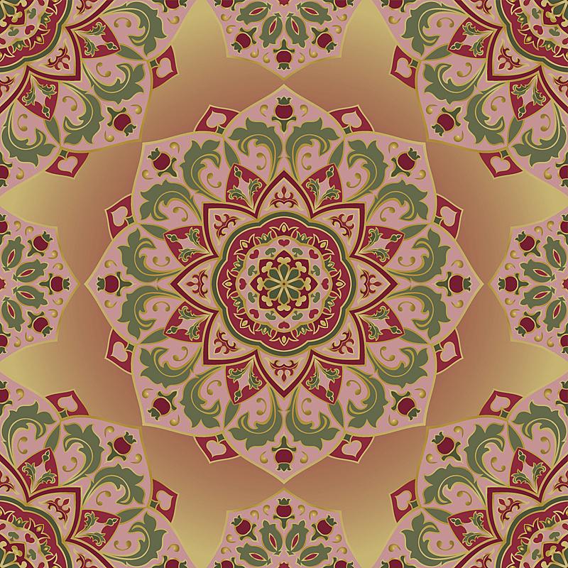 式样,华丽的,粉色,地毯纹样,挂毯,漏字板,披肩,小毯子,精工制品,艺术