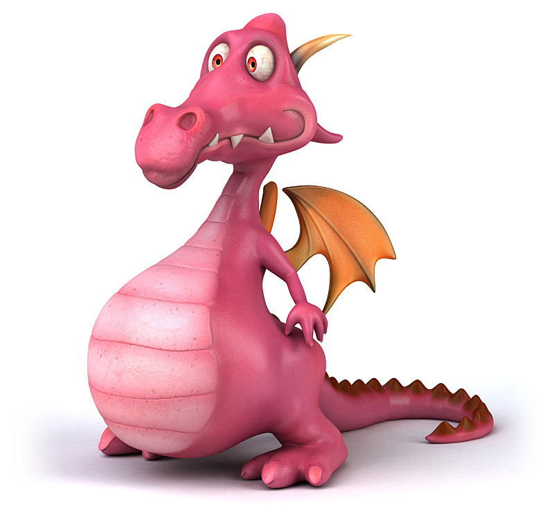 龙,乐趣,水平画幅,形状,动物身体部位,翅膀,卡通,幽默,爬行纲,三维图形
