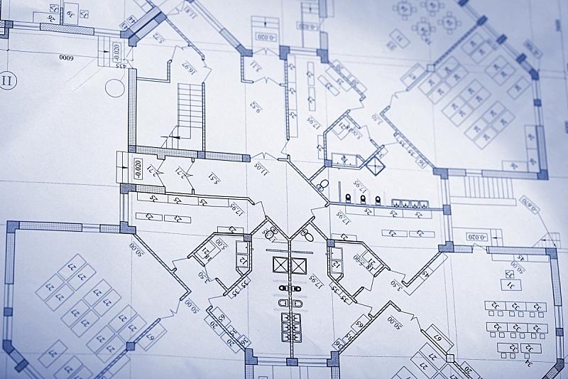 蓝图,水平画幅,建筑,无人,技术,做计划,特写,摄影