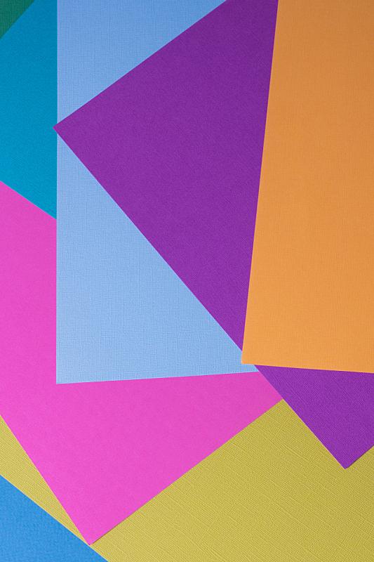 背景,纸,创造力,摄像机拍摄角度,彩色蜡笔,在上面,几何形状,美术工艺,简单,现代