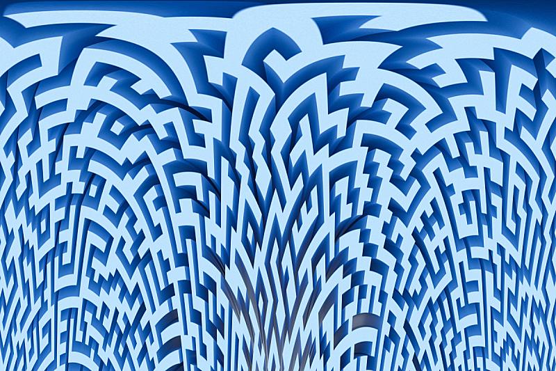 迷宫游戏,抽象,代表,纹理效果,人造的,风险,商务,概念,科学实验,图像
