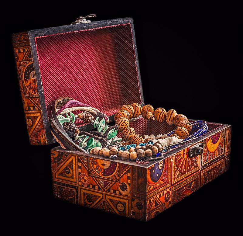 古典式,木制,珠宝,衣柜,华贵,罗马尼亚,古董,板条箱,贵重宝石,礼物