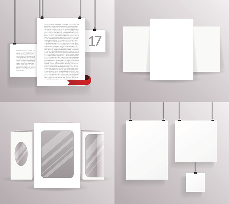 轻蔑的,小的,盒子,边框,巨大的,文字,纸,正下方视角,写实,布置