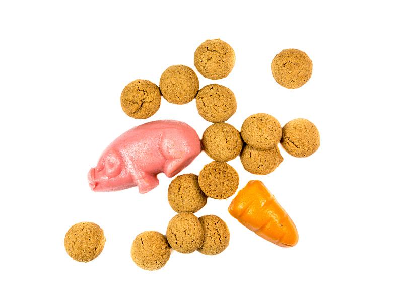 杏仁糖衣,饼干,组物体,胡椒坚果,胡萝卜,水平画幅,无人,生姜,特写,荷兰