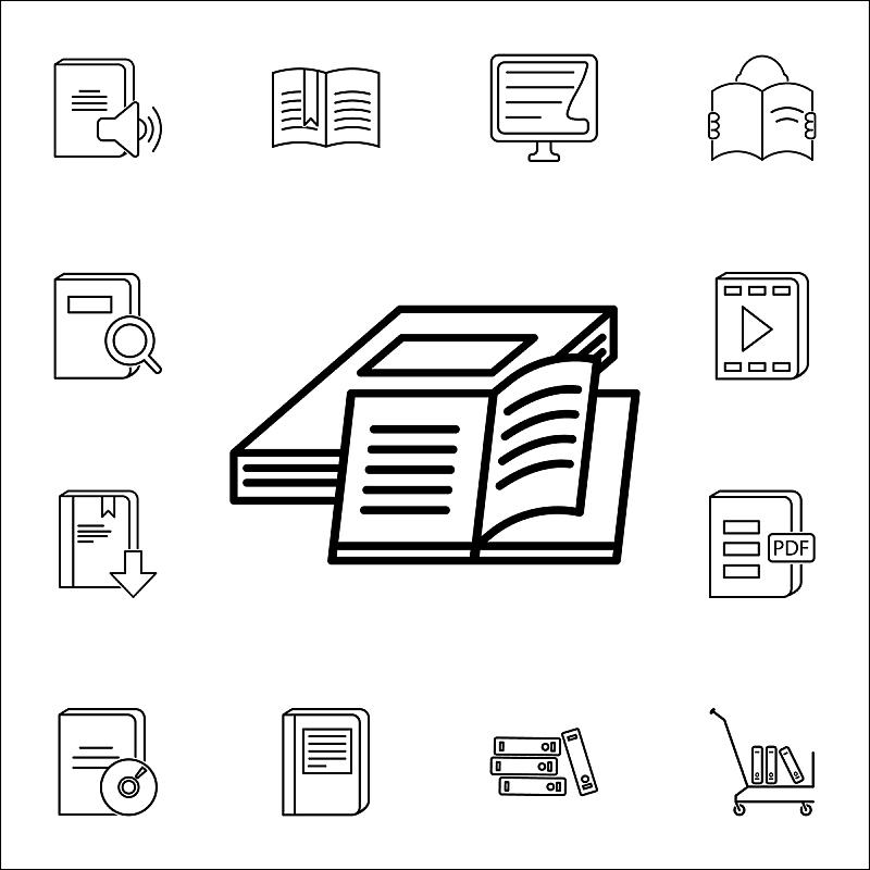 书,计算机图标,蜘蛛网,全球通讯,字典,形状,书店,无人,绘画插图