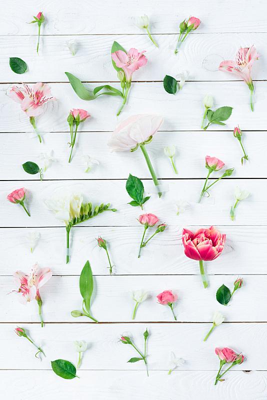 木制,叶子,桌子,绿色,顶部,自然美,看风景,兰花,玫瑰,清新