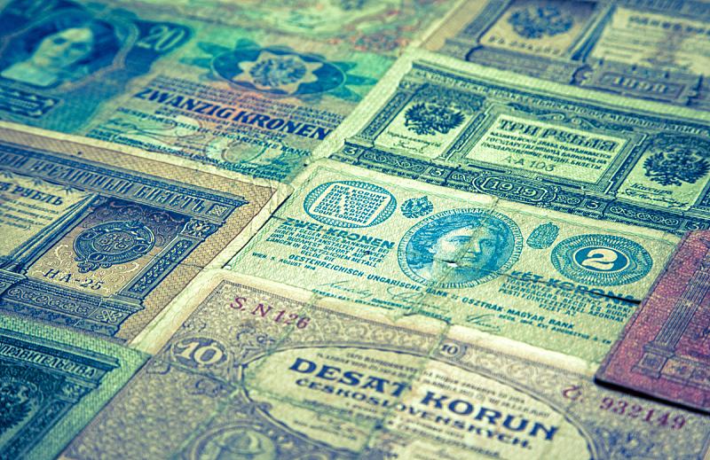 纸,王冠,水平画幅,金融,古老的,金融和经济,俄罗斯,摄影,付款