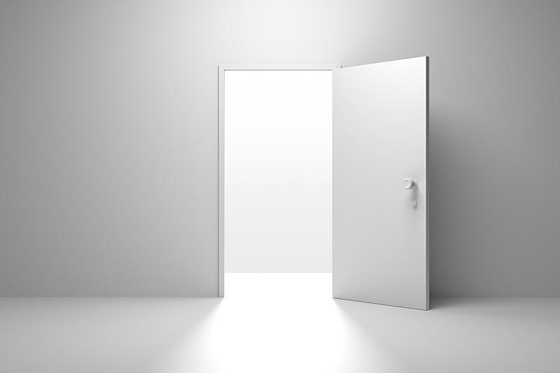 门,开着的,出口标志,门口,大门,水平画幅,易接近性,光亮,自由,明亮