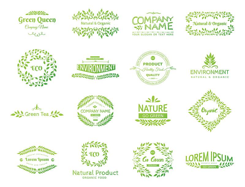 矢量,环境,化学元素周期表,活力,复古风格,模板,植物,创作行业