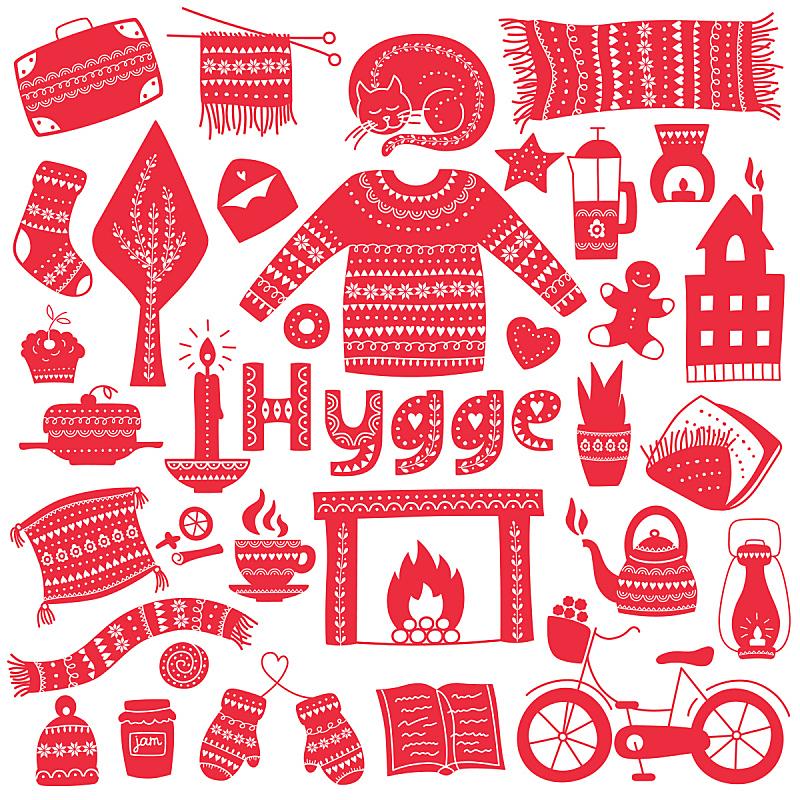 符号,乱画,舒适,举起手,秒表,袜子,绘画插图,蛋糕,组物体,斯堪的纳维亚半岛