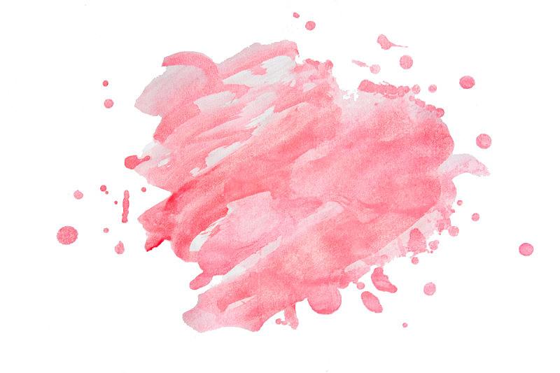 现代,背景,式样,抽象,壁纸刷,水彩背景,白色,分离着色,高雅