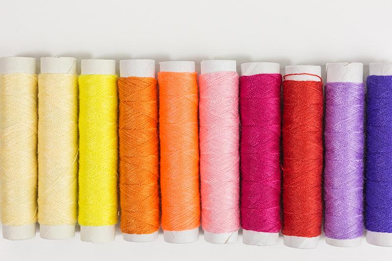 线,水平画幅,纺织品,无人,奶油,纤维,棉,米色,缝纫项目,式样
