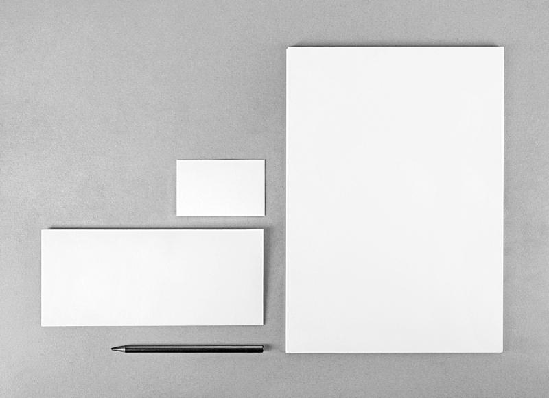 空白的,办公用品,信头,名片,信封,模板,天鹰,公司企业,光盘,办公室
