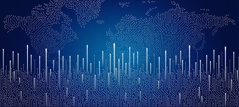 四方连续纹样,背景,纹理,电路板,有序,线条,厚木板,技术,现代,联系