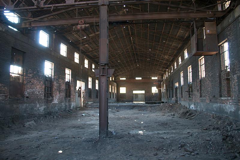 工厂,被抛弃的,重的,仓库,水平画幅,墙,无人,古老的,巨大的,古典式