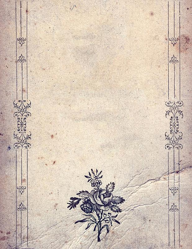 过时的,肮脏的,纸,空的,暗色,古董,玷污的,古典式,背景,纹理