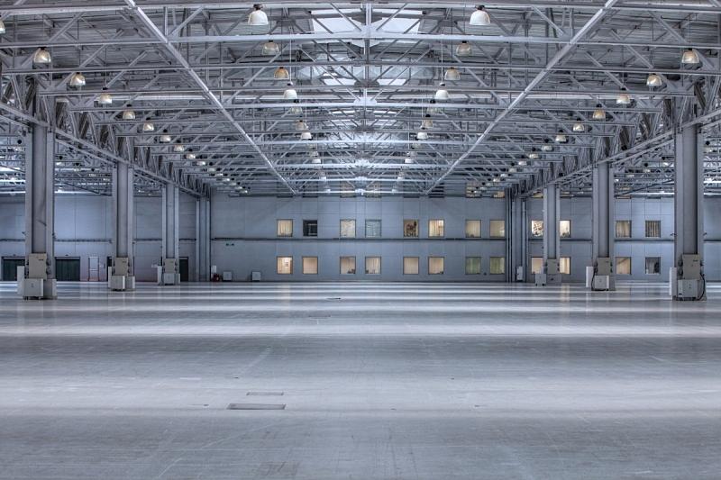 仓库,极简构图,飞机库,工厂,工业,新的,水平画幅,无人,巨大的,商店