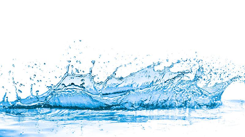 饮用水,蓝色,波浪,水,水平画幅,形状,无人,湿,纯净,饮料