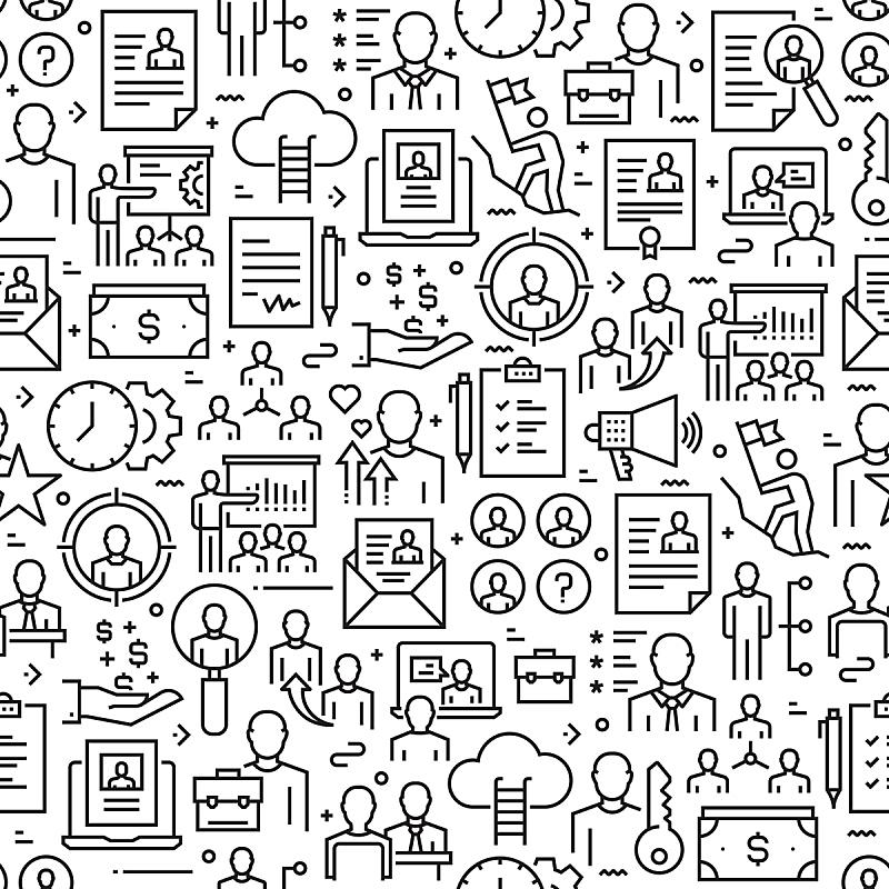 线条,四方连续纹样,背景,计算机图标,家庭,简历,专业人员,策略,有空房,招聘