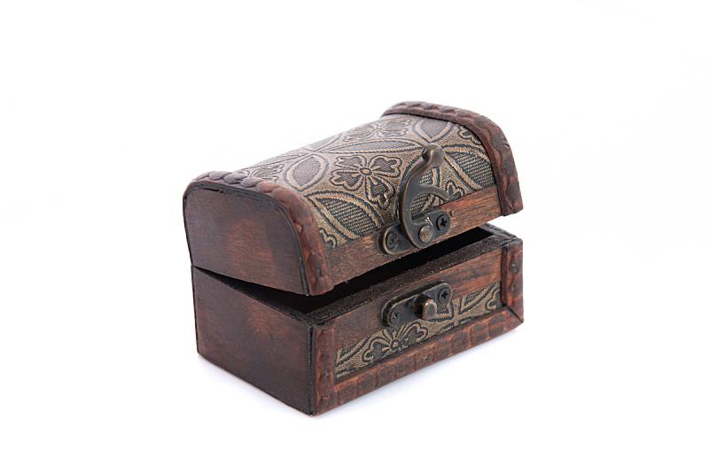 木制,盒子,门插销,棺材,褐色,水平画幅,小的,无人,板条箱,珠宝