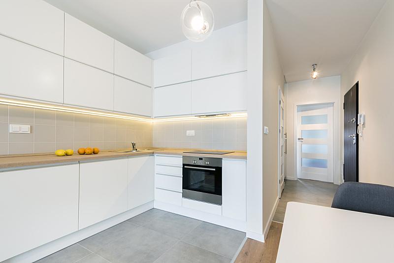现代,厨房,建筑模型,室内设计师,居家装饰,烤炉,房地产经纪人,别墅,灶台,新的