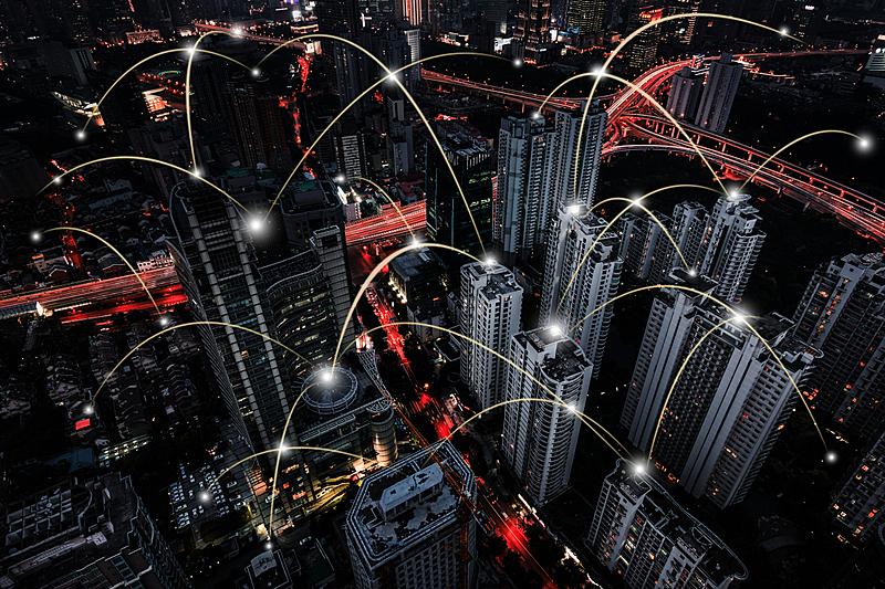 上海,计算机网络,城市,技术,在活动中,it技术支持,复杂性,大数据,全球通讯,上海环球金融中心