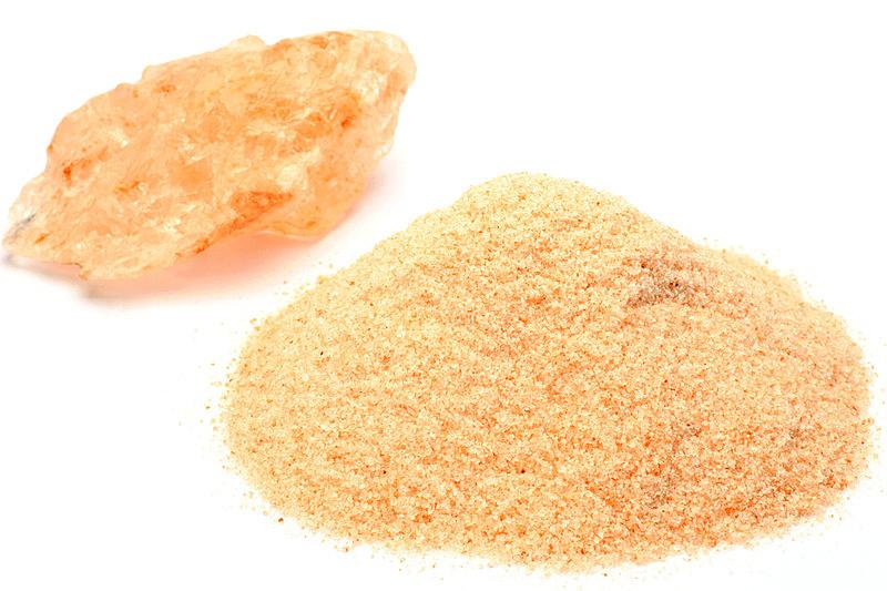 喜马拉雅山脉,食盐,水平画幅,石盐,盐瓶,白色背景,粉色,高雅,摄影,烹调