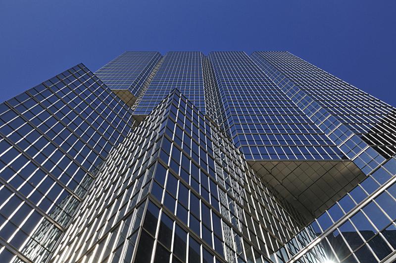 玻璃,钢铁,建筑外部,水平画幅,建筑,无人,摩天大楼,办公楼外观,公司企业,商务