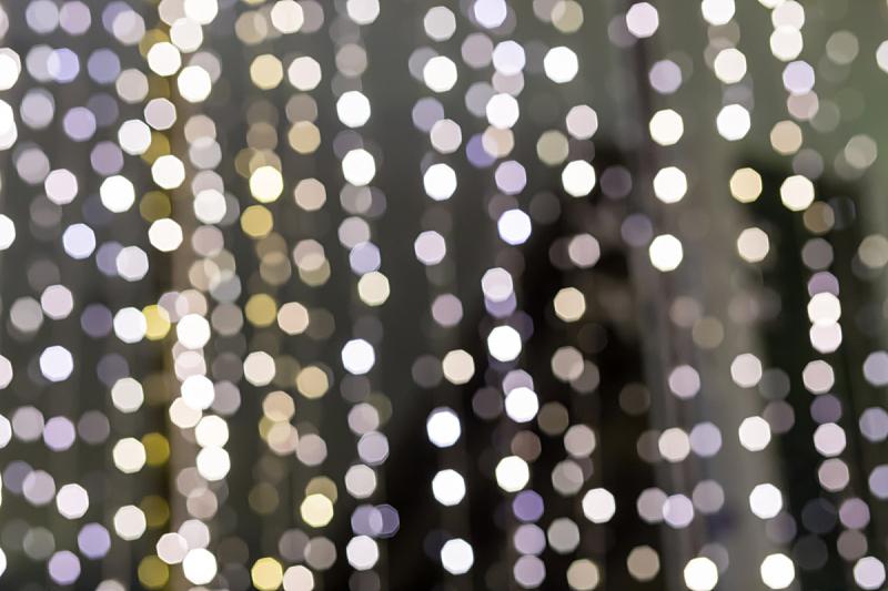 背景,背景虚化,圆形,图像特效,水平画幅,夜晚,无人,散焦,抽象
