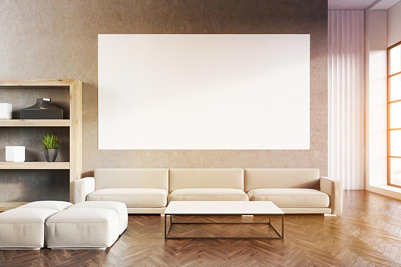 木制,单色图片,起居室,水槽,浴盆,新的,浴室,水平画幅,墙