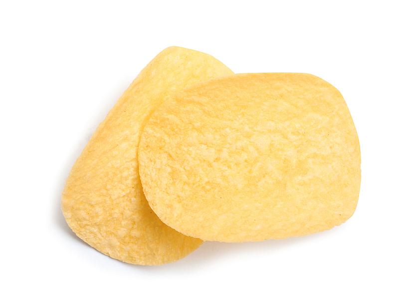 白色背景,精神振作,薯片,脆,无人,清新,背景分离,饮食,乌克兰,图像