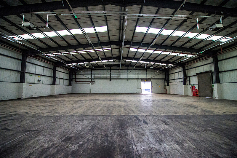 仓库,被抛弃的,商务,水平画幅,配送中心,无人,古典式,工厂,建筑结构,空的