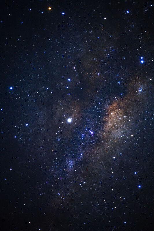 银河系,星系,泰国,彭世洛府,透明,天蝎座,射手座,望远镜,星云,垂直画幅