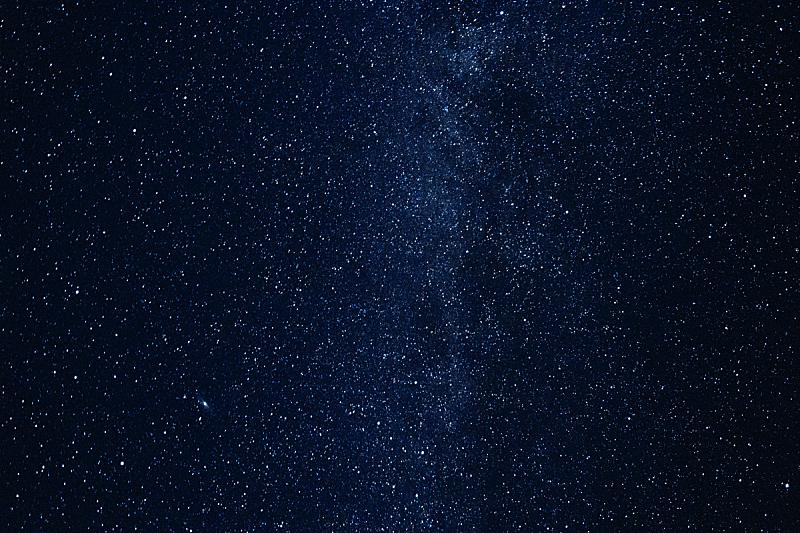 天空,星系,星星,夜晚,银河系,行星,深蓝,望远镜,水平画幅,无人
