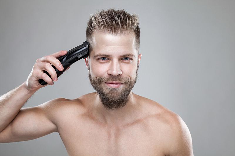 头发,男性美,指甲钳,男人,个人随身用品,美,络腮胡子,水平画幅,健康,化妆用品