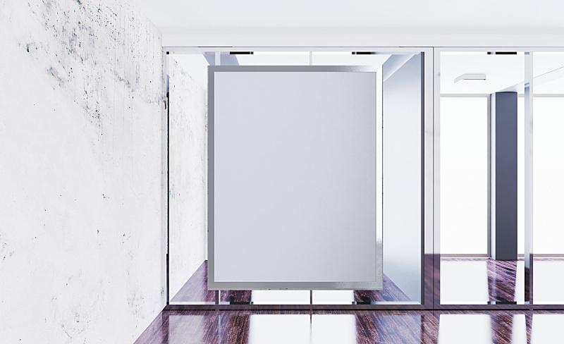 窗户,背景,办公室,建筑外部,室内,巨大的,无人,混凝土墙,山,绘画艺术品